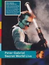 Peter Gabriel - Secret World Live (NEW DVD)