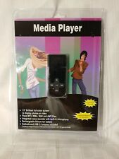 MP3 Media Player Voice Recorder Rechargeable with Earbuds & USB adapter- 2G