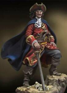 Andrea 54mm Kit - PC-05 - Henry Morgan, 1670's - Pirates of the Caribbeans