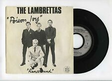 45 RPM SP THE LAMBRETTAS POISON IVY