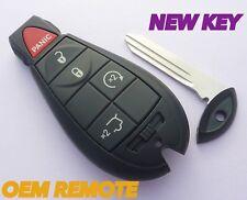 OEM JEEP FOBIK keyless entry remote fob transmitter beeper 05026309 +NEW KEY