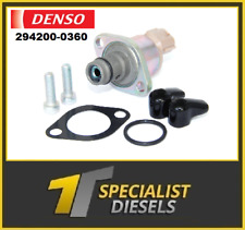 294200-0360 DENSO SUCTION CONTROL VALVE PEUGEOT 1 YR WARRANTY