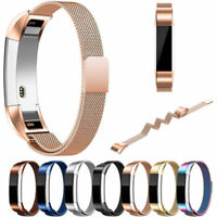 US Fitbit Alta HR Stainless Steel Wristband Fitness Tracker Bracelet Watch Strap
