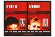 High Fidelity 30x40 Movie Poster (2000)