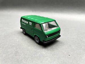 """Siku--VW Volkswagen Transporter """"Europcar""""/ 3 G 885"""