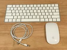 Apple Magic Mouse 2 A1657 and Magic Keyboard A1644 for iMac Computer