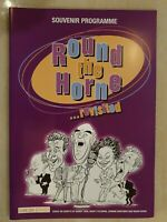 ROUND THE HORNE REVISITED JONATHAN RIGBY CHARLES ARMSTRONG ROBIN SEBASTIAN