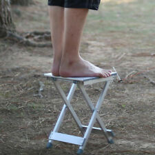 Outdoor Fishing Portable Folding Chairs Collapsible Foldable Stools Seat