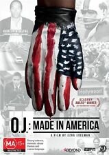 O.J. - Made In America DVD REGION 4
