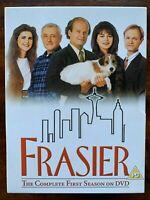 Frasier Season 1 DVD Box Set Classic US Comedy Series with Kelsey Grammer