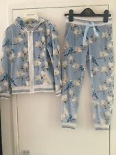 A Dee Girls Tracksuit Age 8 Years