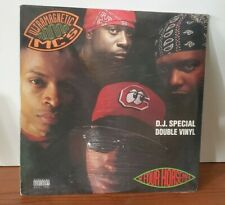 Ultramagnetic MC's ‎– The Four Horsemen - 2xLP, Sealed