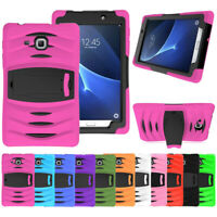 "Shockproof Tablet Case Screen Cover For Samsung Galaxy Tab A 3 E Lite 7"" 8"" 9.6"""