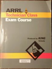 Lot 2 Arrl Technician Class(with book) and Advanced Class Exam Courses 6 Vhs