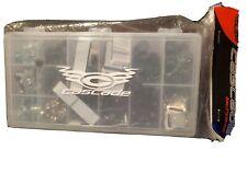 Cascade cs Lacrosse Helmet Parts Coaches Parts Kit New Sealed