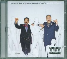 Handsome Boy Modeling School - White People (Jack Johnson/Mike Patton) Cd