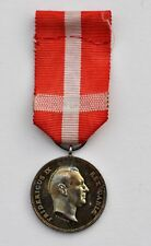 Danemark: Médaille d'argent de Frédéric IX