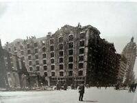 Palace Hotel - Richard Behrendt San Francisco Earthquake Postcard 1906     AA02