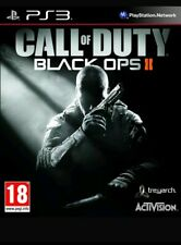 Call of Duty Black Ops 2 II - PS3 Playstation 3 Game Complete boxed with manual