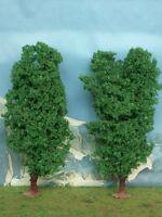 Alberi di Acero per modellismo HO h. cm 15  conf. pz. 2 - Krea 2006