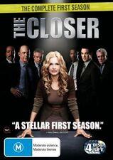 The Closer : Season 1 : NEW DVD