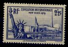 Expo NEW YORK 1939, Neuf * = Cote 9 € / Lot Timbre France 426