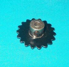 meccano roue de chaine 18 dents, No96 noire