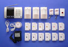 Self Monitor Wireless Home Security System Auto-Dialer (Reg. $189.00)