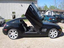 Chrysler CROSSFIRE Vertical Doors inc. BOLT ON lambo door kit (OR BEST OFFER!!!)