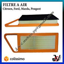 Filtre à air PEUGEOT 206, 307 1.4HDI CITROEN C3 1.4HDI MAZDA 2 1.4CD FORD FIESTA
