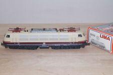 "Lima 208100 L H0 E-Lok "" TEE Version beige/rot "" BR 103 118-3 in OVP LESEN"
