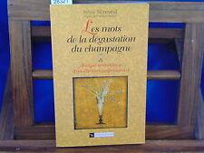 Normand Les mots de la dégustation...
