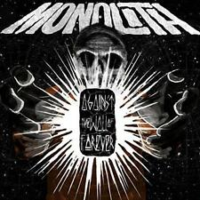 Monolith - Against The Wall Of Forever (NEW CD)