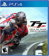 TT Isle of Man: Ride On The Edge PS4 New PlayStation 4, PlayStation 4