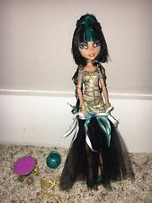 Monster High Cleo de Nile Ghouls Rule - ALL ACCESSORIES