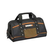 WA0076 WORX Zippered Tool Bag with Interior and Exterior Pockets
