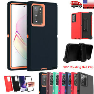 For Samsung Galaxy Note 20 20 Ultra Case Cover Belt Clip Fits Otterbox Defender
