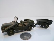 1/50 Solido (France) Military Jeep Mercedes #213 diecast !!!