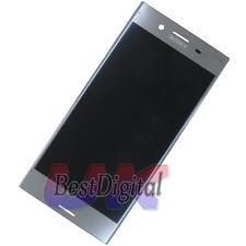 D'origine Ecran LCD Vitre Tactile Pour Sony Xperia XZ Premium G8141 G8142 Argent