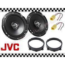 Coppia casse JVC + supporti ALFA 147 16,5cm altoparlanti