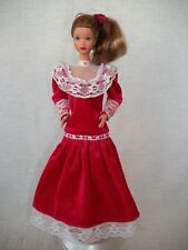 Barbie vintage famille doucoeur : maman tendresse family heart barbie mommy
