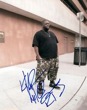 """Killer Mike of Run The Jewels REAL hand SIGNED 8x10"""" Photo COA Autographed"""