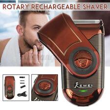 KEMEI Men Electric Shaver Cordless Foil Beard Razor Trimmer Travel  &cn&