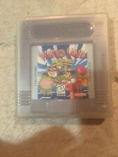 Wario Land: Super Mario Land 3 Nintendo Game Boy, 1994 Game Only In Plastic Case