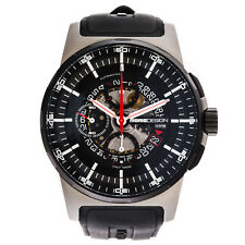 Momo Design Pilot's Chronograph Titanium Auto Mens Watch Strap MD276-RB-04BKSK