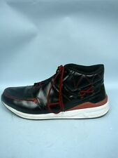 Greedy Genius Black Patent High Top Sneakers - Size 13 - Slight Damage On Tongue