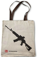 KALASHNIKOV assault rifle Tote bag Limited Russian Original
