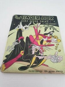 Vintage The Tinder Box  Other Fairy Tales  HANS CHRISTIAN ANDERSEN Allan Carter