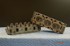 98-07 Ford 3.0L F6 OHV Cylinder Head PAIR
