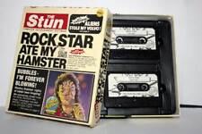 ROCK STAR ATE MY HAMSTER CODE MASTERS USATO 100% ZX SPECTRUM 48K 128K FR1 57740